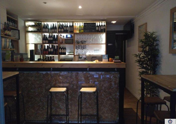 A vendre Bar Montpellier   Réf 3448217351 - Immobilier entreprises