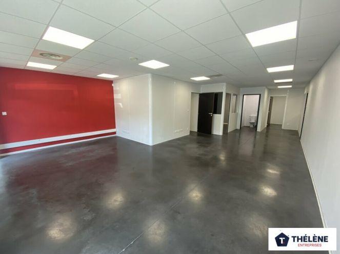 A louer Bureau Montpellier | Réf 3448217398 - Immobilier entreprises