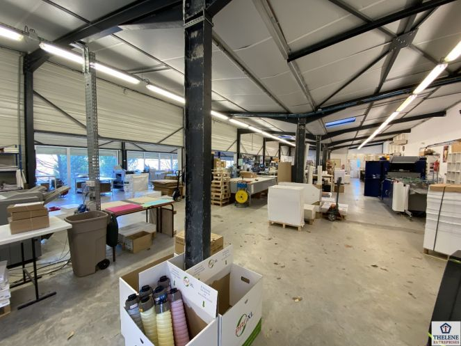 A louer Imprimerie Saint Gely Du Fesc | Réf 3448217460 - Immobilier entreprises