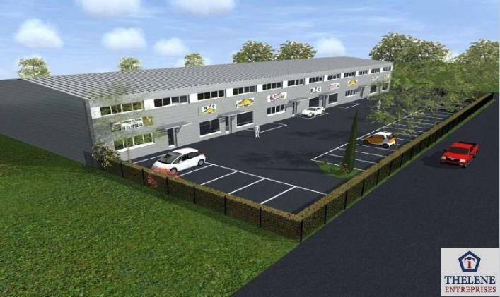 A vendre Locaux d'activité Uchaud | Réf 3448217474 - Immobilier entreprises