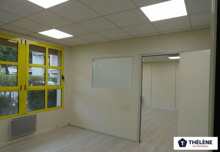 A louer Bureau Montpellier   Réf 3448217508 - Immobilier entreprises