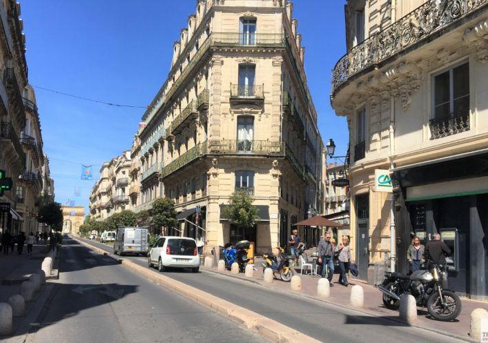 A vendre Local commercial Montpellier   Réf 3448217634 - Immobilier entreprises