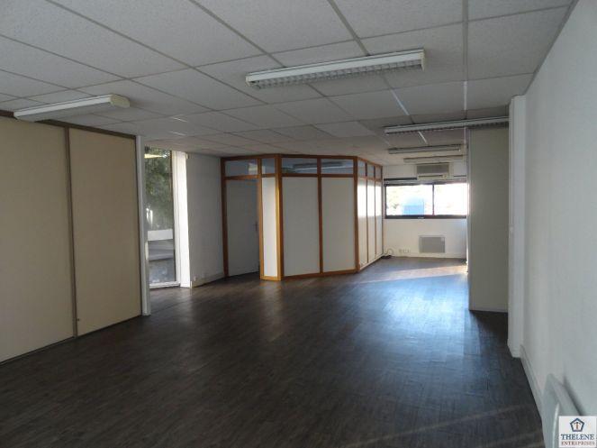 A louer Bureau Montpellier   Réf 3448217652 - Immobilier entreprises