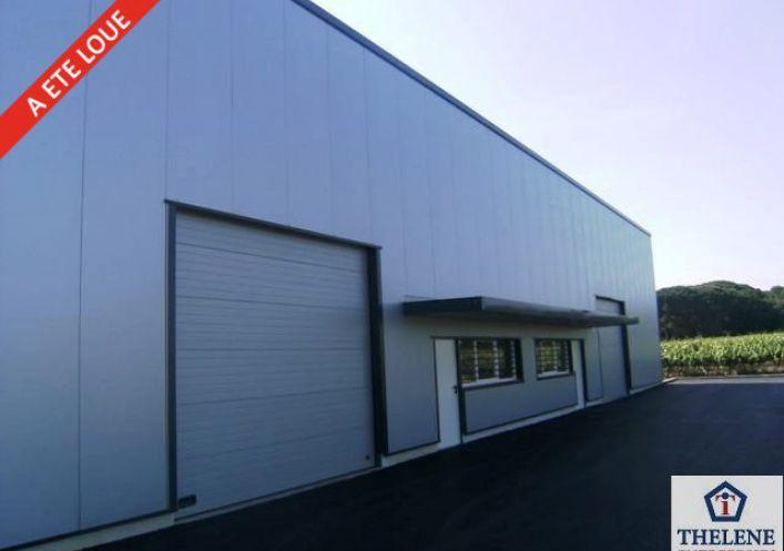 A louer Locaux d'activité Mudaison | Réf 3448217663 - Immobilier entreprises