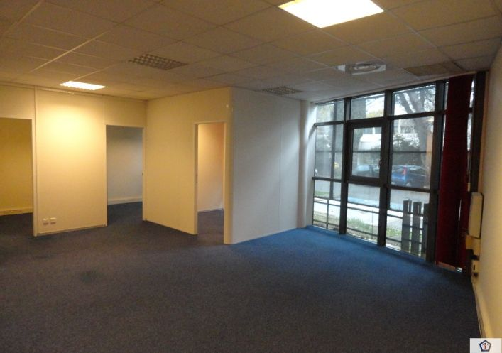 A louer Bureau Montpellier   Réf 3448217724 - Immobilier entreprises