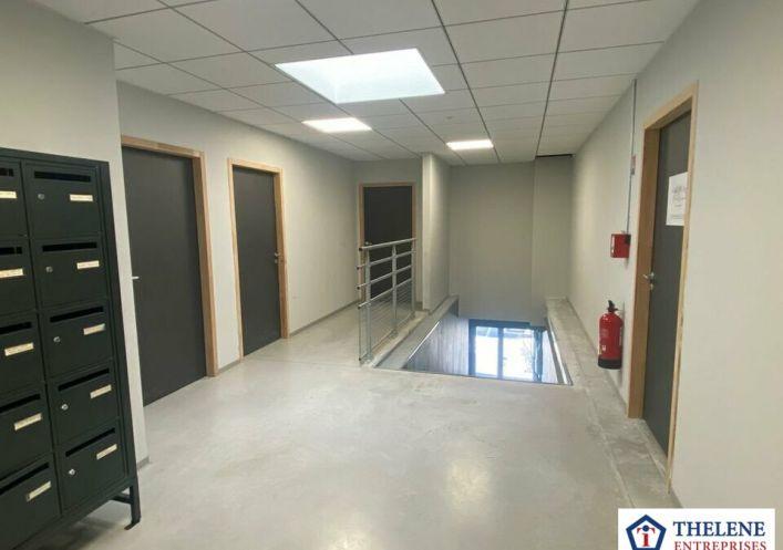 A louer Bureau Montpellier   Réf 3448217765 - Immobilier entreprises