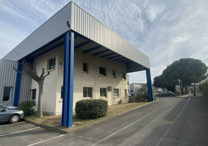A louer Bureau Vendargues | Réf 3448217781 - Immobilier entreprises