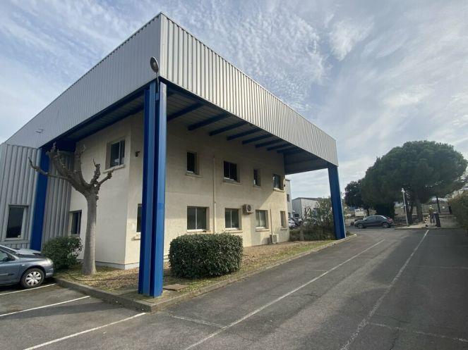 A louer Bureau Vendargues   Réf 3448217781 - Immobilier entreprises