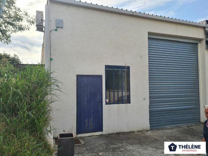 A louer Locaux d'activité Le Cres | Réf 3448217828 - Immobilier entreprises
