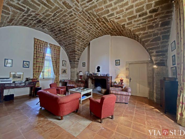 A vendre Maison de caract�re Lezignan La Cebe | R�f 343322688 - Via sud immobilier