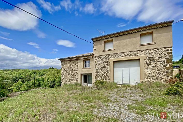 A vendre Maison de hameau Pezenes Les Mines | R�f 343322820 - Via sud immobilier