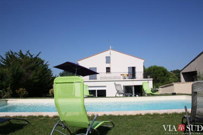 A vendre Maison Montagnac | R�f 344852399 - Via sud immobilier