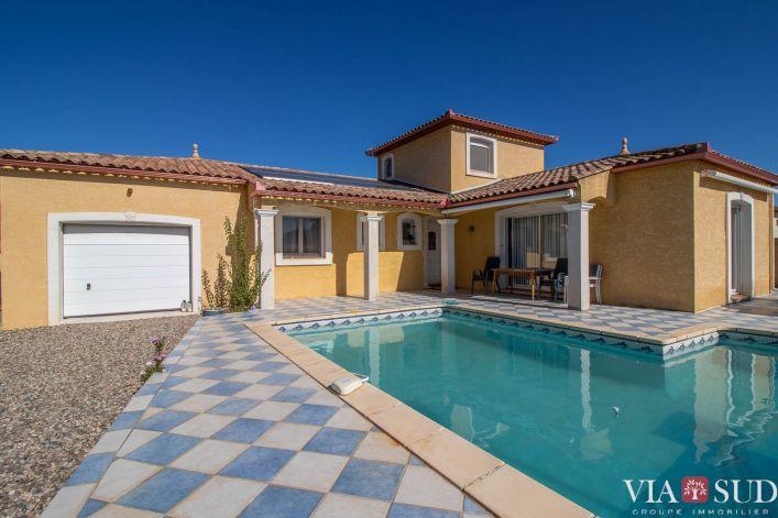 A vendre Villa Roujan | R�f 344852499 - Via sud immobilier