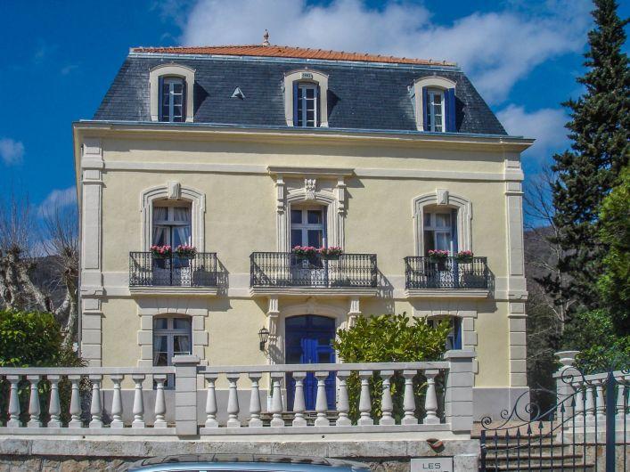 A vendre H�tel particulier Lamalou Les Bains   R�f 344852557 - Via sud immobilier