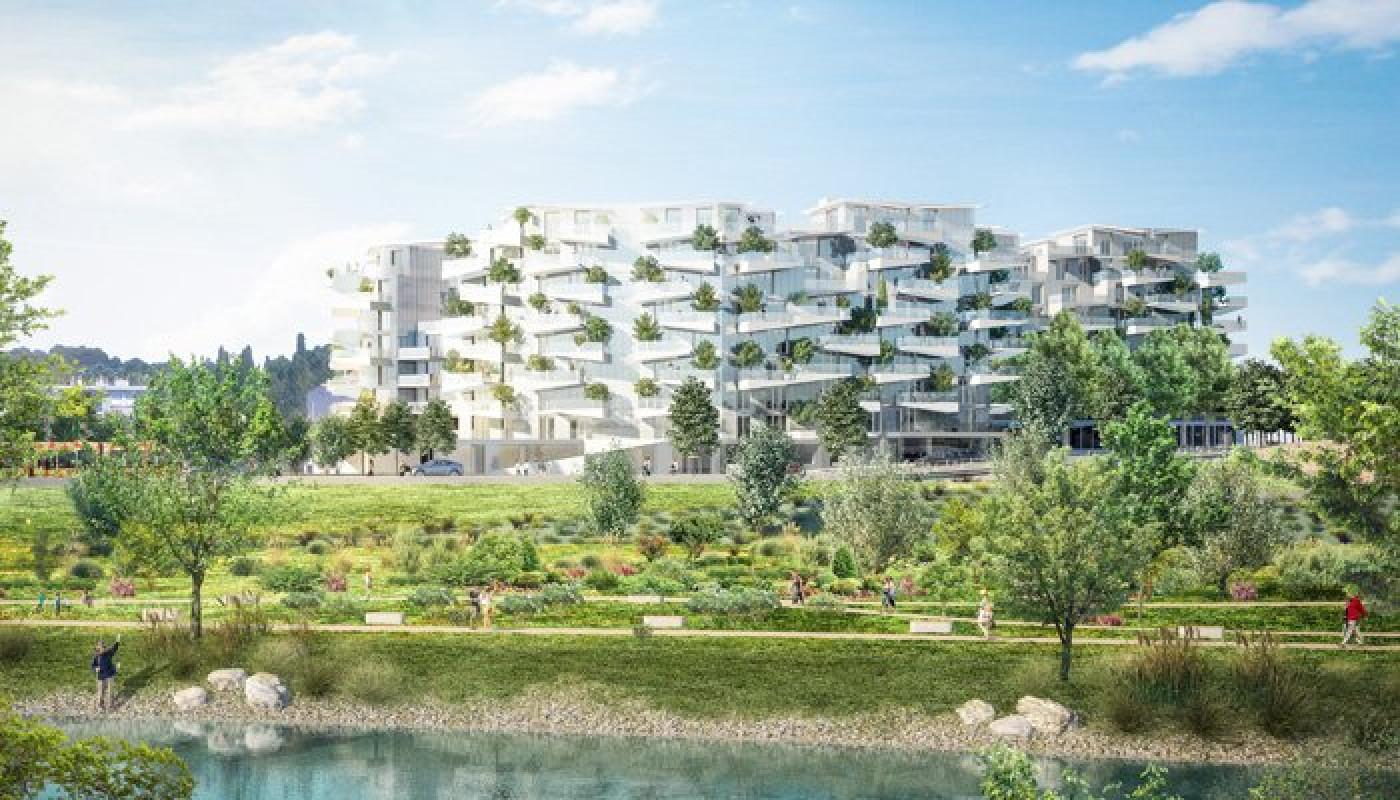 A vendre Castelnau Le Lez 34488536 Ma villa sur le toit