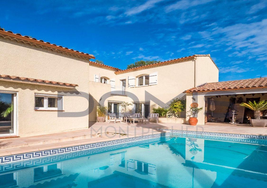 A vendre Villa Montferrier Sur Lez | Réf 34488706 - Ma villa sur le toit