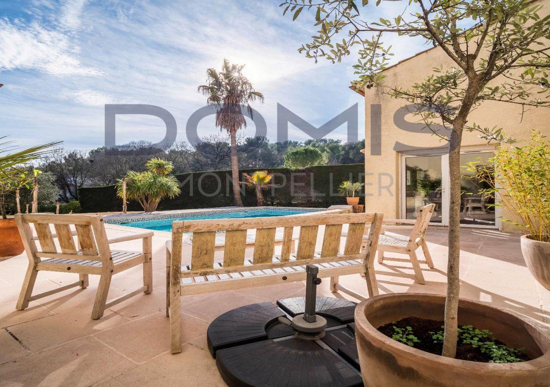 A vendre Villa Montferrier Sur Lez | Réf 34488706 - Domis