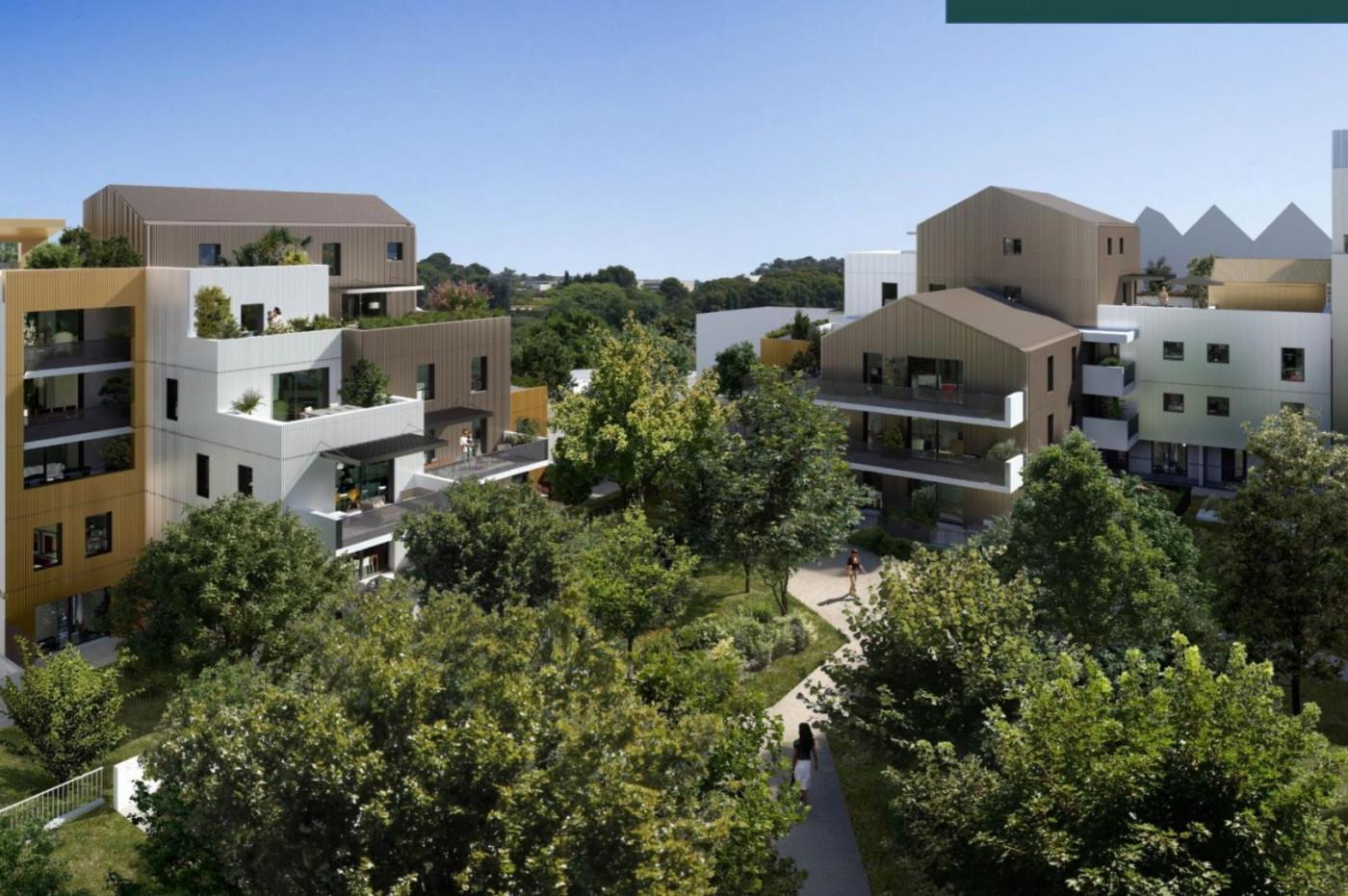 A vendre  Montpellier   Réf 34488725 - Domis