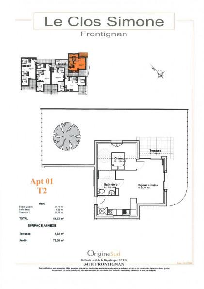 A vendre Frontignan 3448949 Open immobilier