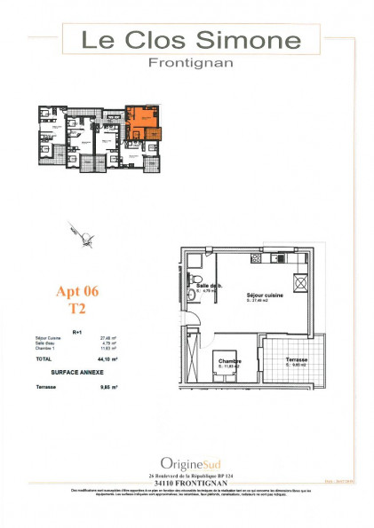 A vendre Frontignan 3448951 Open immobilier