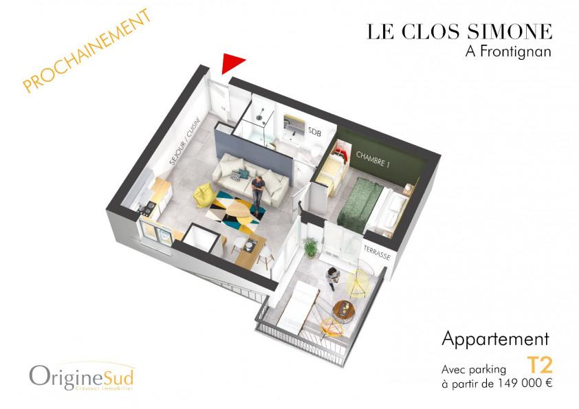 A vendre Frontignan 3448951 L'immobilière frontignan