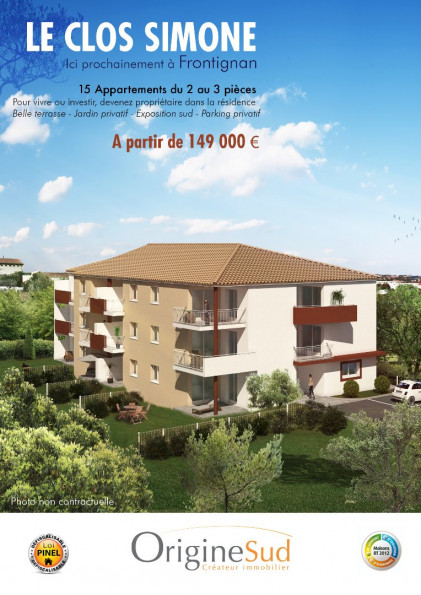 A vendre Frontignan 3448952 Open immobilier