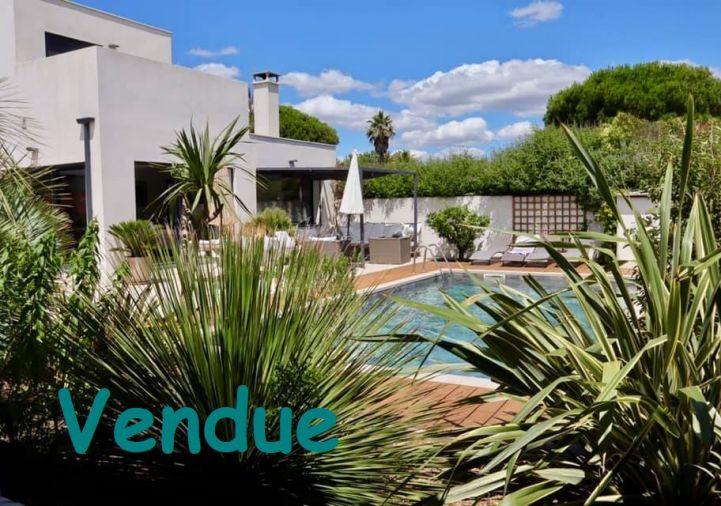 A vendre Villa d'architecte Carnon Plage   R�f 3449673 - La maison de laurence