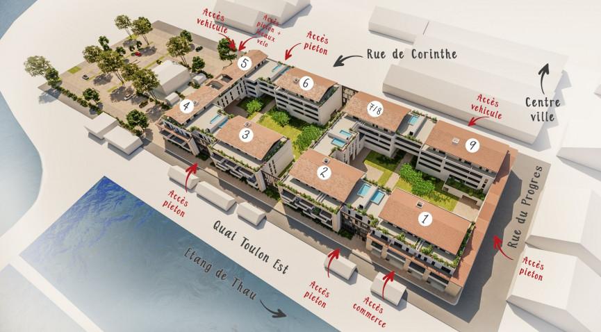 A vendre Marseillan 34500476 Les clés du soleil