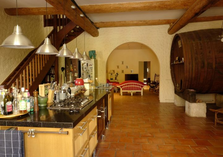A vendre Maison vigneronne Marseillan | Réf 34500502 - Les clés du soleil