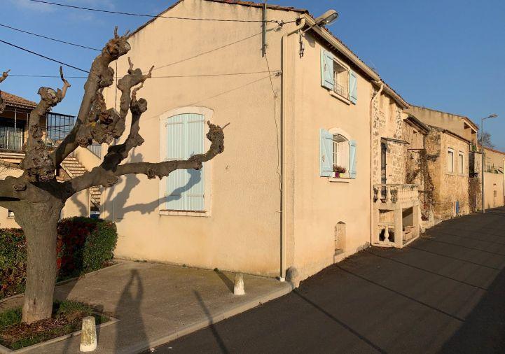 A vendre Maison de village Florensac | Réf 34500579 - Les clés du soleil