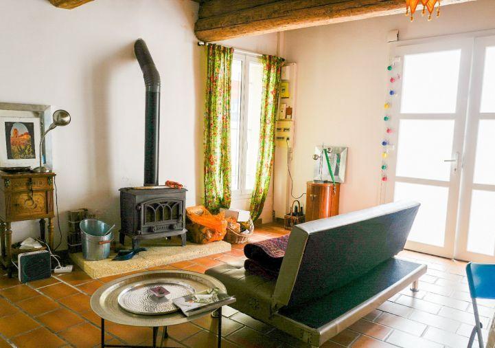 A vendre Maison de village Pomerols | Réf 34500591 - Les clés du soleil