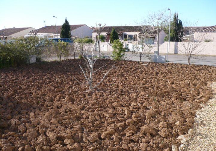 A vendre Terrain constructible Marseillan | Réf 34500610 - Les clés du soleil
