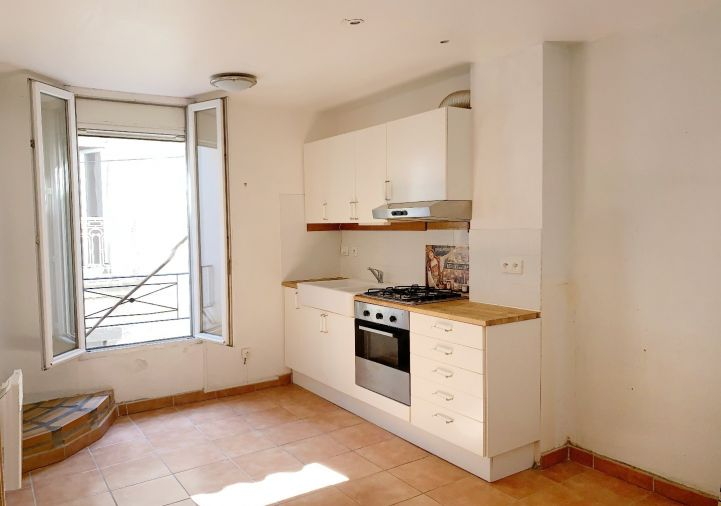A vendre Maison de village Marseillan | Réf 34500642 - Les clés du soleil