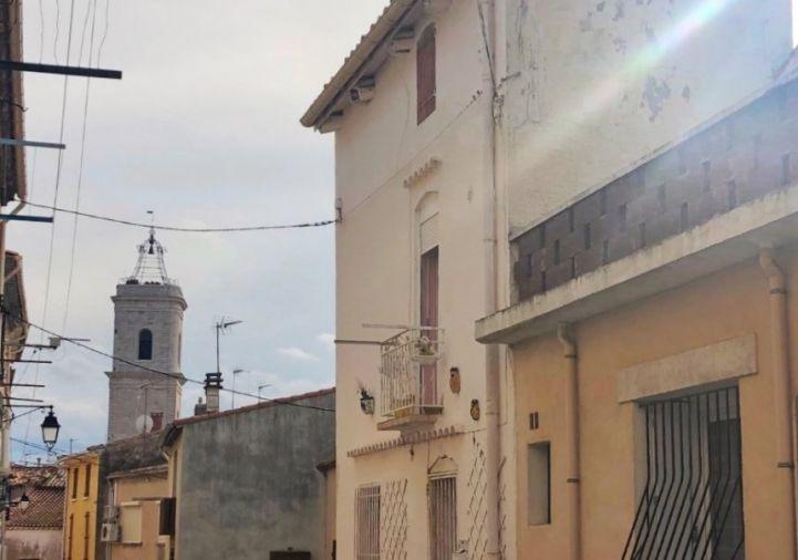 A vendre Maison de village Marseillan | Réf 34500643 - Les clés du soleil