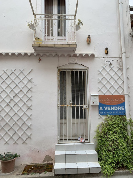 A vendre  Marseillan | Réf 34500643 - Les clés du soleil
