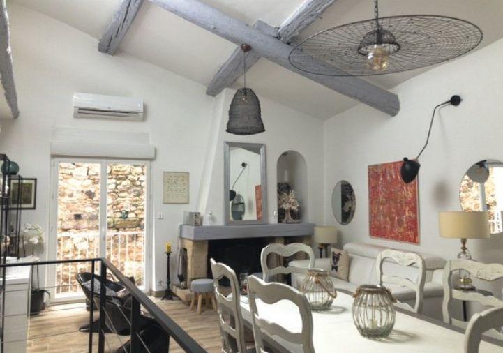 A vendre Maison de village Marseillan | Réf 34500677 - Les clés du soleil