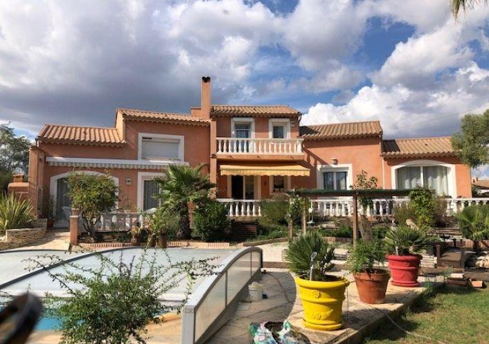 A vendre Villa Marseillan | R�f 34500715 - Albert honig