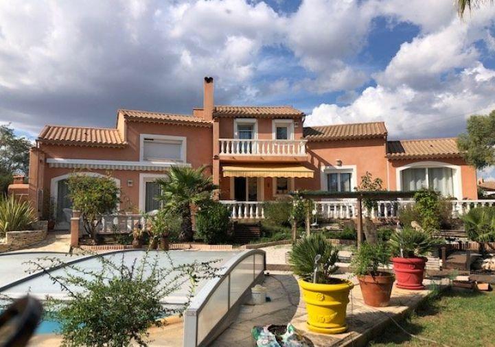 A vendre Villa Marseillan | Réf 34500715 - Les clés du soleil