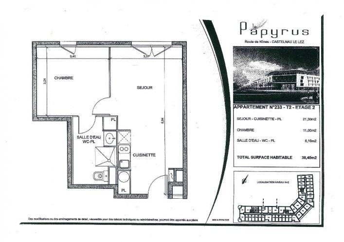 A louer Castelnau Le Lez 34503385 Immo.d.al
