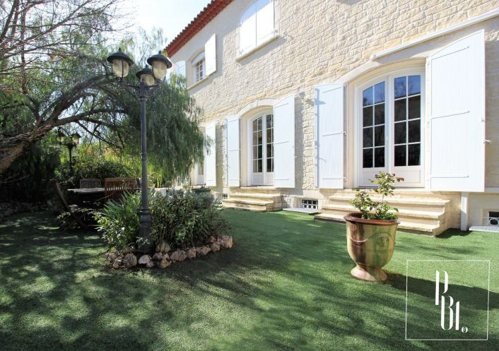 A vendre Bastide Montpellier | R�f 345051000 - Pierre blanche immobilier