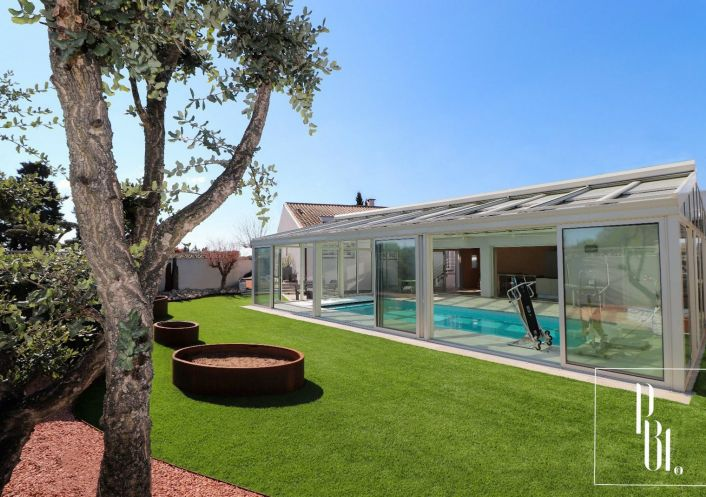 A vendre Villa Lignan Sur Orb   R�f 345051004 - Pierre blanche immobilier