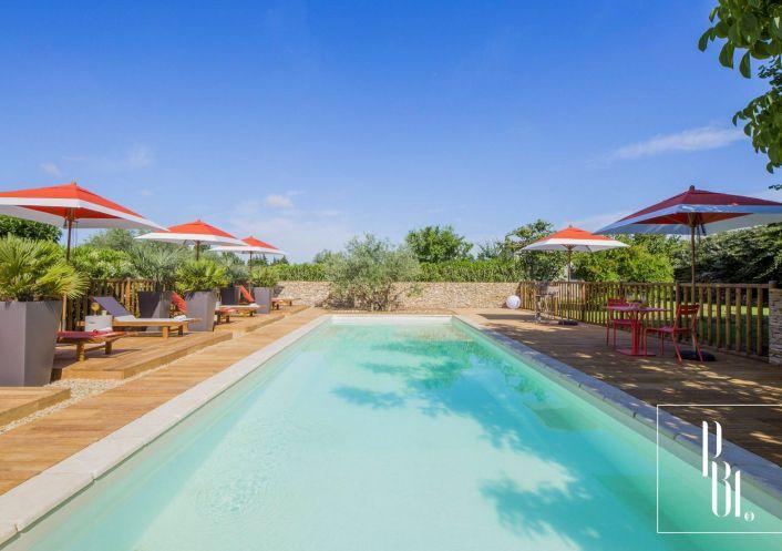 A vendre Mas Uzes | R�f 345051014 - Pierre blanche immobilier