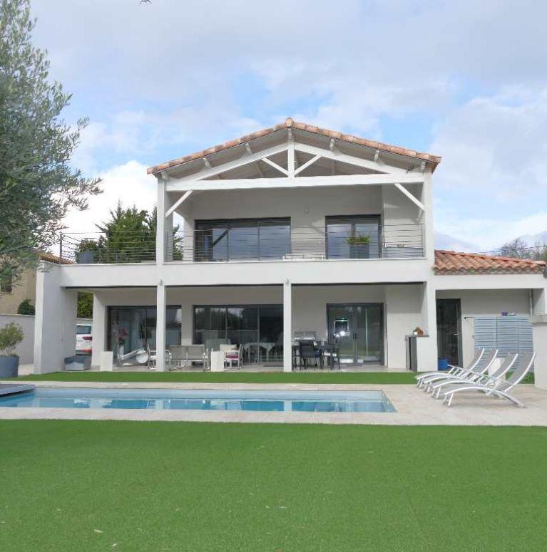 A vendre Bouzigues 34505253 Pierre blanche immobilier