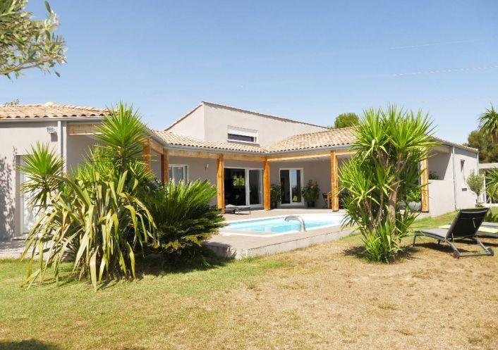 A vendre Pezenas 34505382 Pierre blanche immobilier