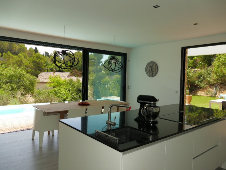 A vendre Calvisson 34505437 Pierre blanche immobilier