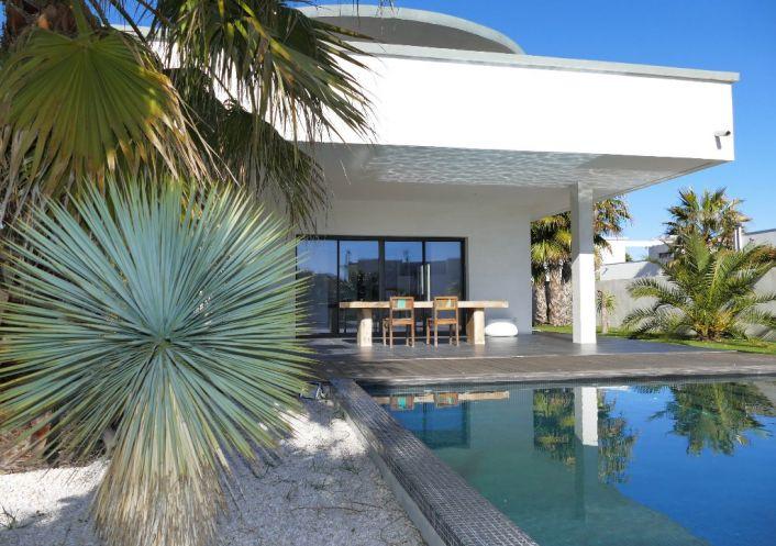 A vendre Le Cap D'agde 34505476 Pierre blanche immobilier