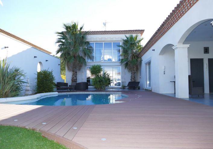 A vendre Aigues Mortes 34505499 Pierre blanche immobilier