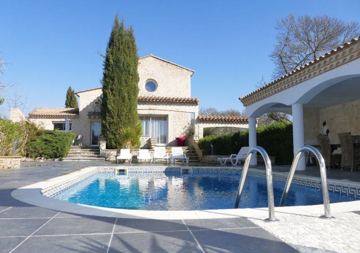 A vendre Lignan Sur Orb 34505510 Pierre blanche immobilier