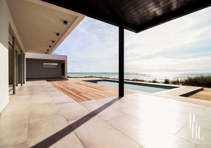 A vendre Villa d'architecte Le Grau D'agde | R�f 34505530 - Pierre blanche immobilier