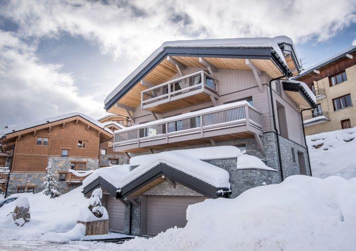 A vendre Courchevel 34505541 Pierre blanche immobilier